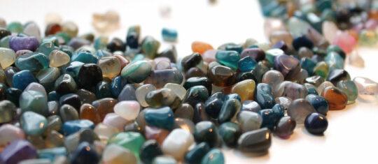 bijoux à base de pierres précieuses